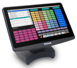 Uniwell HX-5500 - Brisbane's first choice for embedded POS