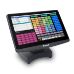 Uniwell's new HX-5500 embedded POS terminal for Brisbane hospitality food retail- #uniquelyuniwell