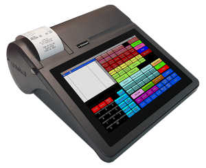 Vass POS Brisbane Gold Coast Toowoomba Uniwell Uniwell4POS All-in-One POS HX-2500-PRD #compactposwithoutcompromise #uniquelyuniwell